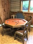bumper pool/ convertible game table
